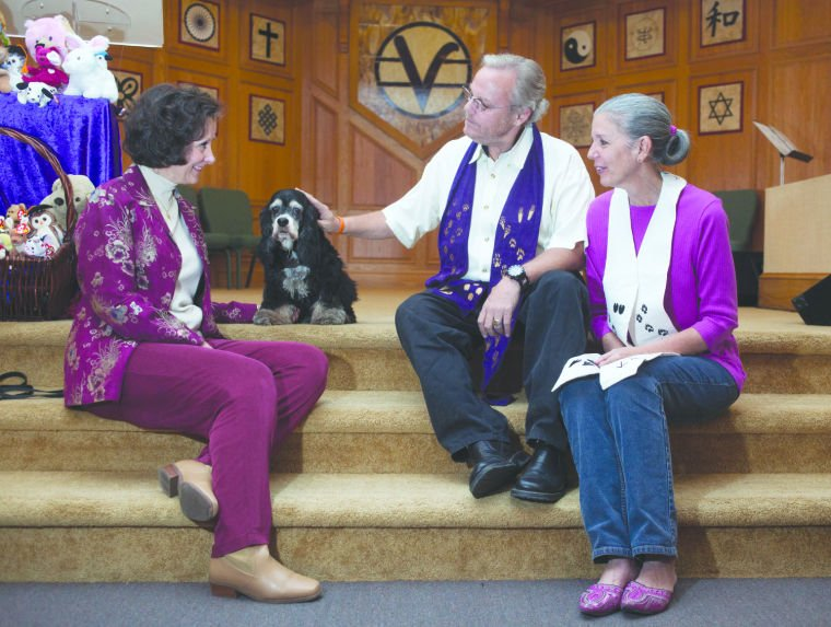 Animal Chaplains