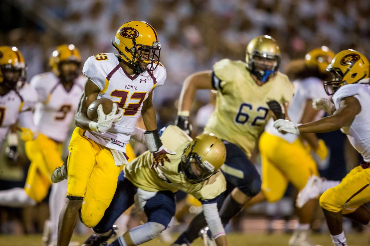 Football: Mountain Pointe vs Desert Vista Tukee Bowl
