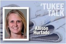 Tukee Talk Allison Hurtado