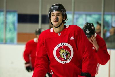 Mark Kastelic NHL