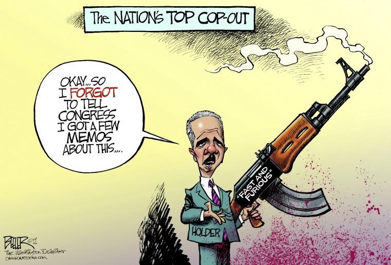 OP cartoon