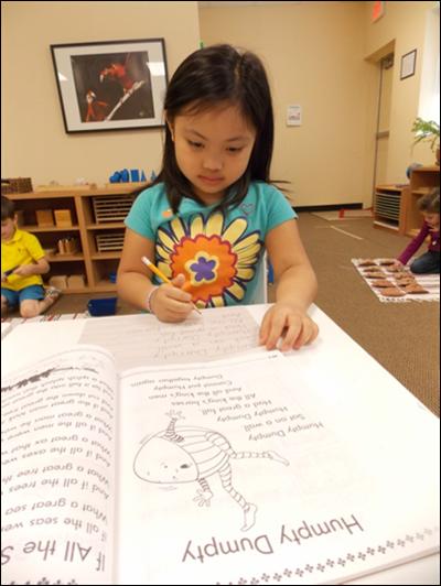 Inspire Montessori camps