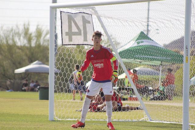 Desert Vista High soccer