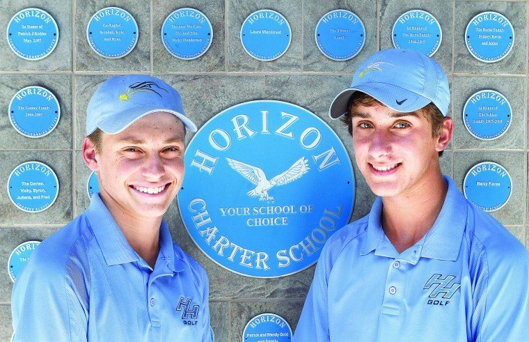 Horizon Honor golfers