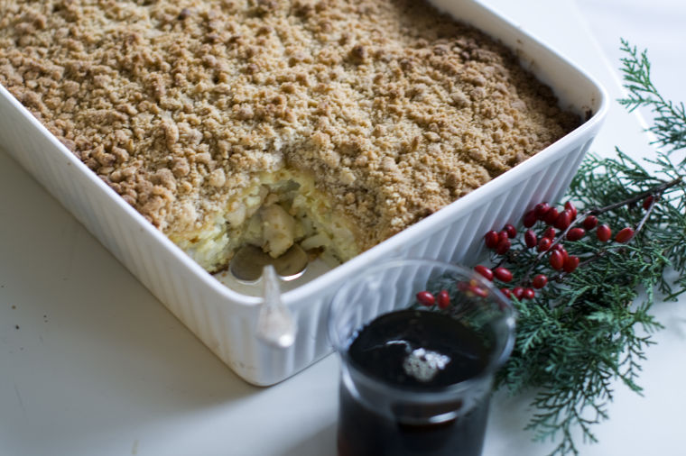 Food Deadline Christmas Breakfast