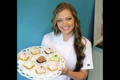 Chelsea Mellor of Iced for Life cakery