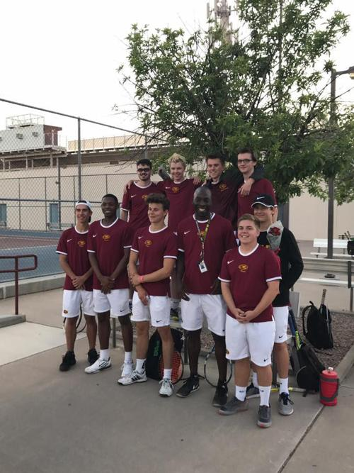 The Mountain Pointe tennis team now holds their heads high compared to 2014 when the team endured a winless season.