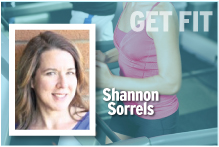 Get Fit Shannon Sorrels
