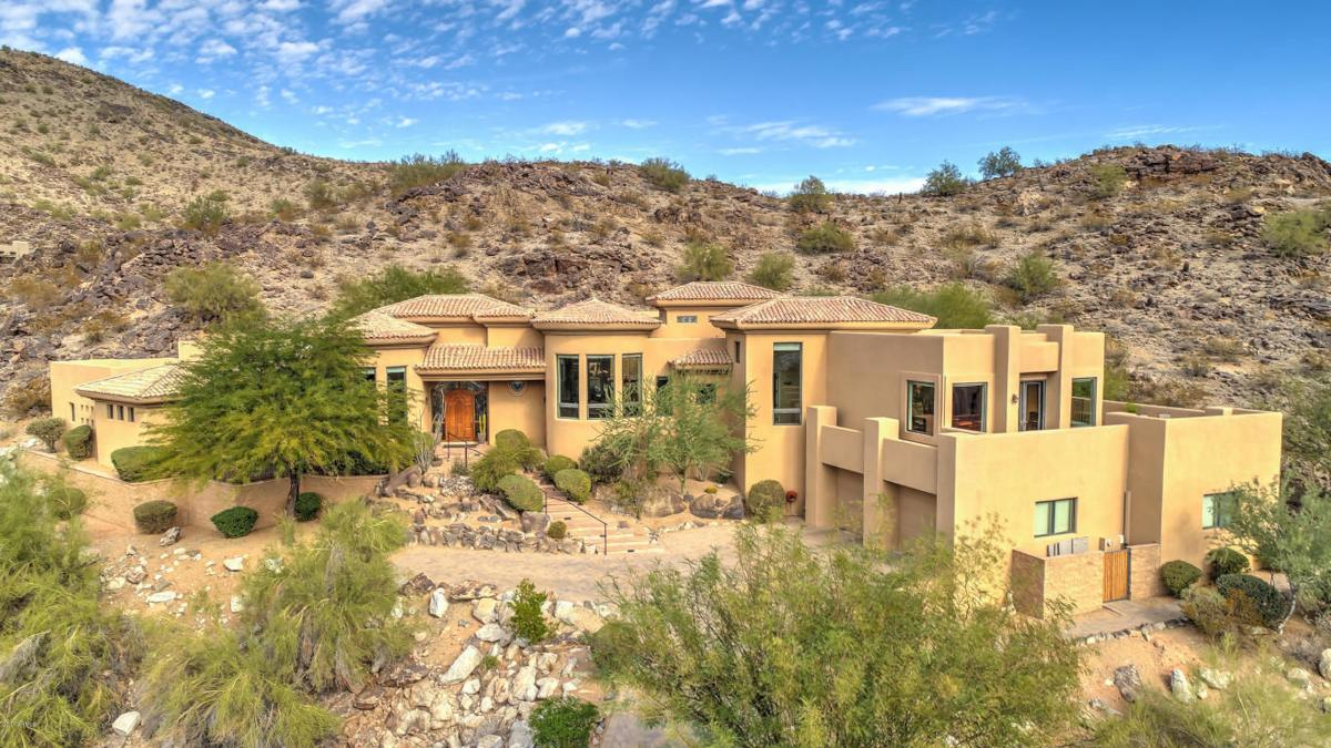"The Canyon Reserve home that sold for $1.47 million has a dream kitchen with top-of-the-line appliances, a spacious 6,000 square feet of living space with an open floor plan design and plenty of amenities that prompted its description as ""an entertainer's dream."""