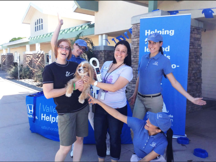 Helpful Pet Adoption at Arizona Humane Society