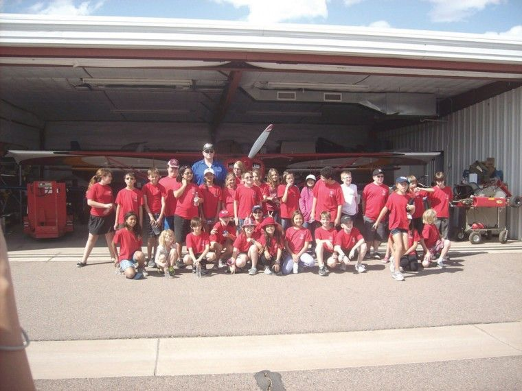 Colina Aerospace Club