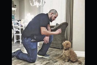 Longtime Gilbert dog trainer Ricardo Paredes