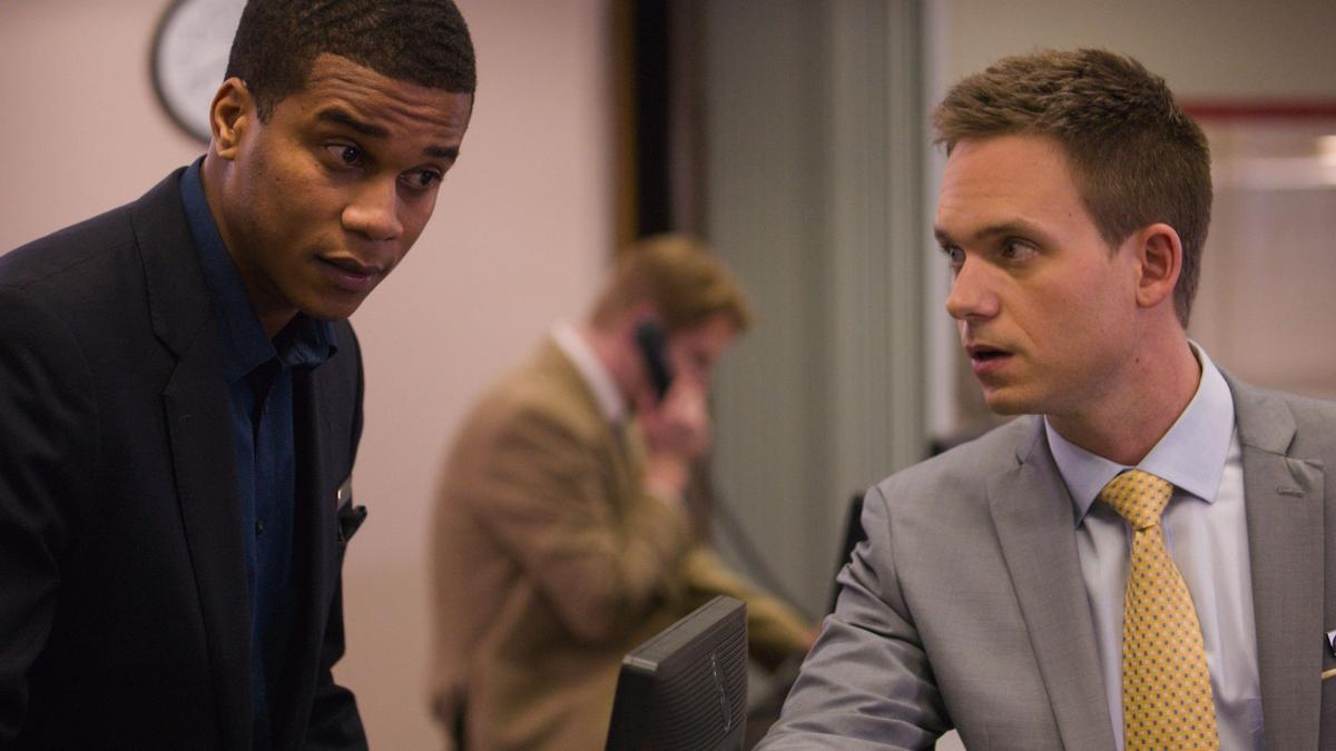"""Cory Hardrict, left, and Patrick J. Adamd star in """"Car Dogs,"""" which opens in Harkins Theatres across the Valley on Friday, March 24."""