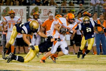GameNight: Corona rides dominant first half to victory