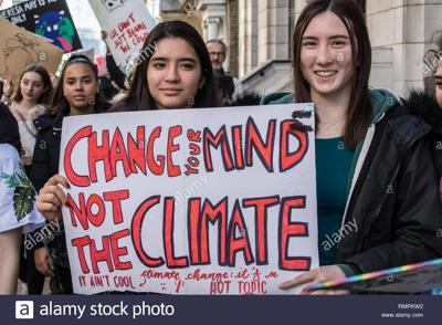 Climate Strike Day 2019