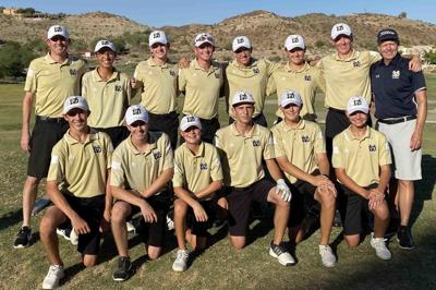 Desert Vista's golf program