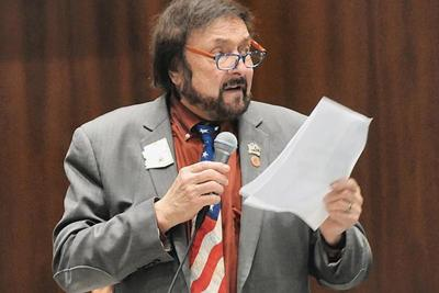 Scottsdale state Rep. Jay Lawrence