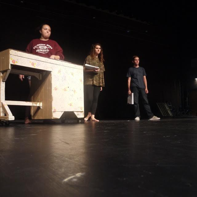 It will be presented at 3 p.m. and 7 p.m. Friday and Saturday at Mountain Pointe High School