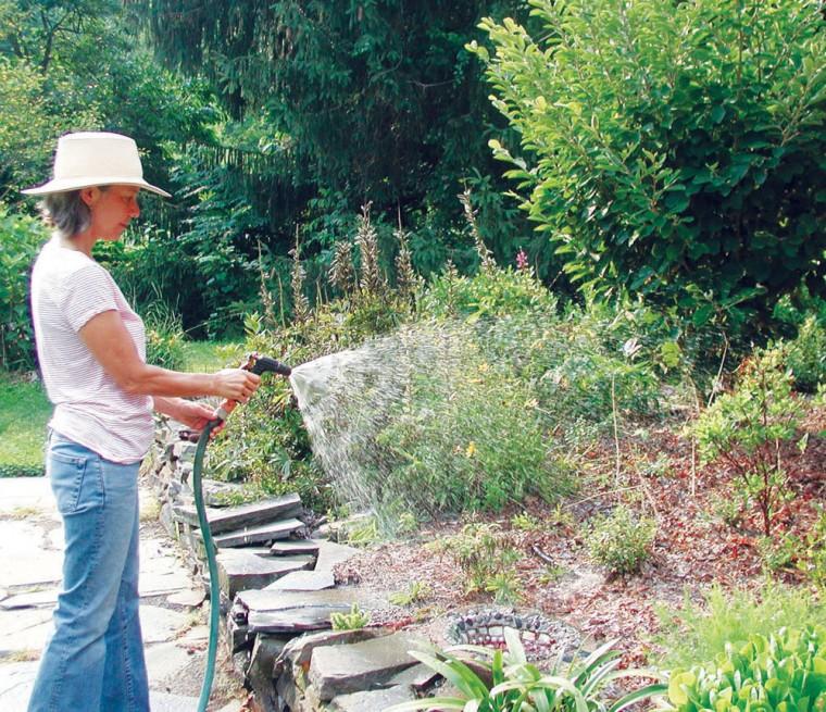 Gardening watering