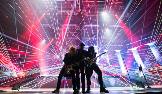 """The Trans-Siberian Orchestra presents """"The Ghosts of Christmas Eve: The Best of TSO and More."""""""