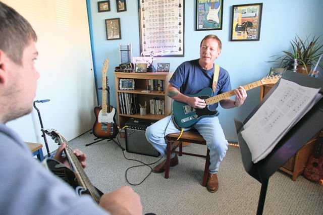 Q&A with Dry Creek Guitar Studio