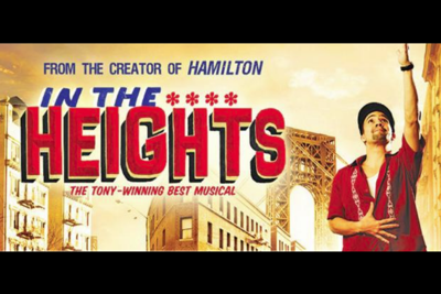 Popular Broadway musical to hit the MAC In the Heights