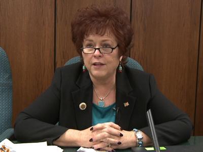 Sen. Sylvia Allen, R-Snowflake