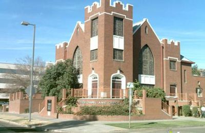 Tanner Chapel A.M.E. Church in Phoenix