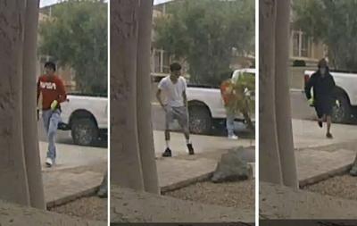 Mark Demers burglary Phoenix Police