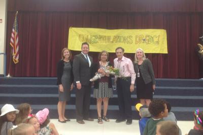 Maricopa County Exemplary Principal Award Lagos Dual Language Academy Principal Ana Gomez del Castillo
