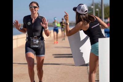 Ashley Dellosa Ironman Tournament