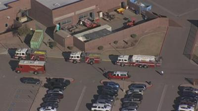 Mountain Pointe High School evacuated for odor of gas