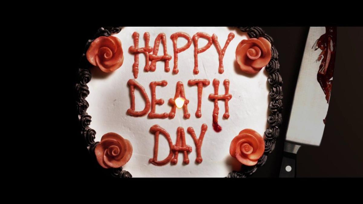 Happy Death Day – Opens Friday, October 13