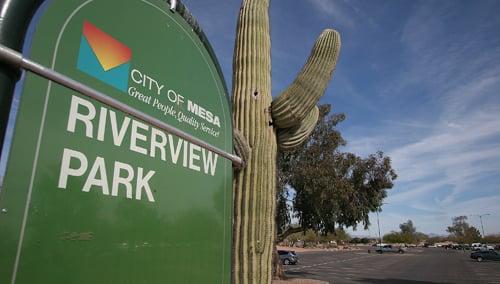 Mesa's Riverview Park