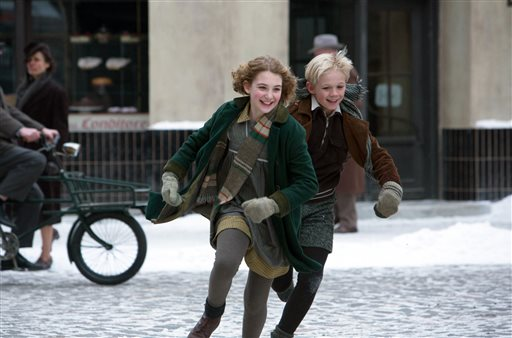 "Film Review ""The Book Thief"""