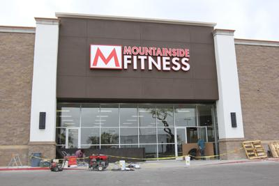 Mountainside Fitness will be opening Saturday in the former Sprots Authority building