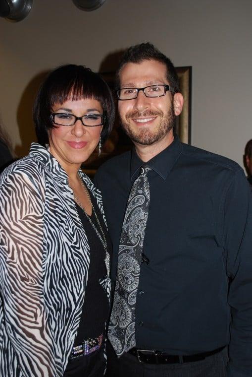 Dr. Alex Smith with Coralea Gosnell