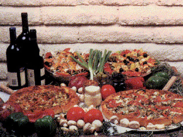 Best Pizza 2008 / Best Lunch Spot 2008