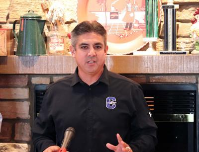 Chandler coach Shaun Aguano