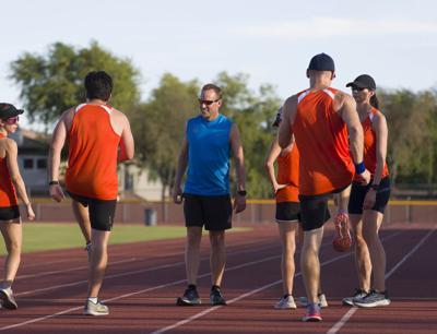 Flash running coach