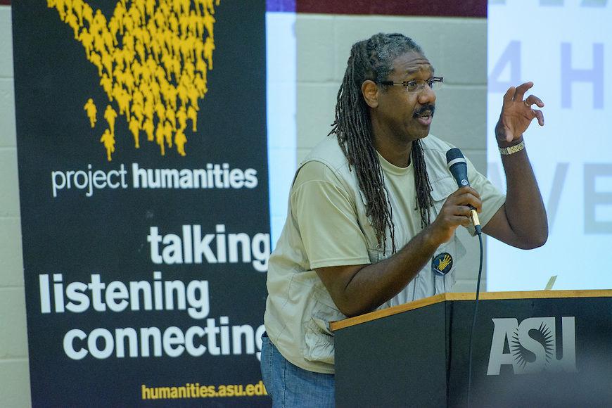 Neal Lester of Ahwatukee, ASU Foundation Professor of English