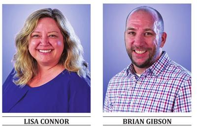 Lisa Connor, Brian Gibson