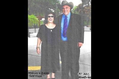 Marcia and David Garnice