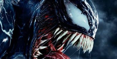 Venom – Opens Friday, 10/5