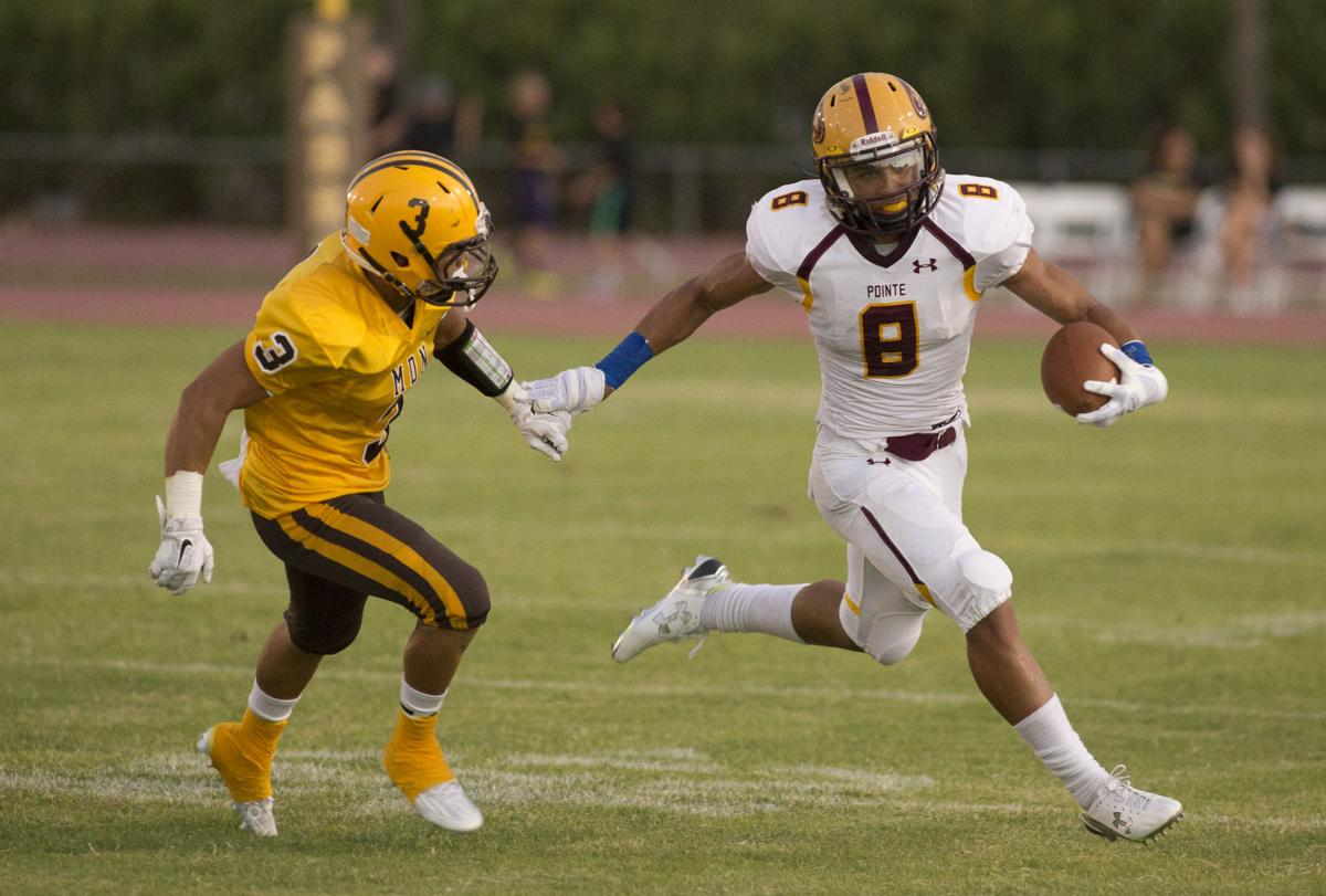 Football: Mountain Pointe vs Marcos de Niza