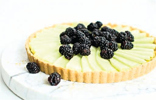 Food Healthy Fruit Tart