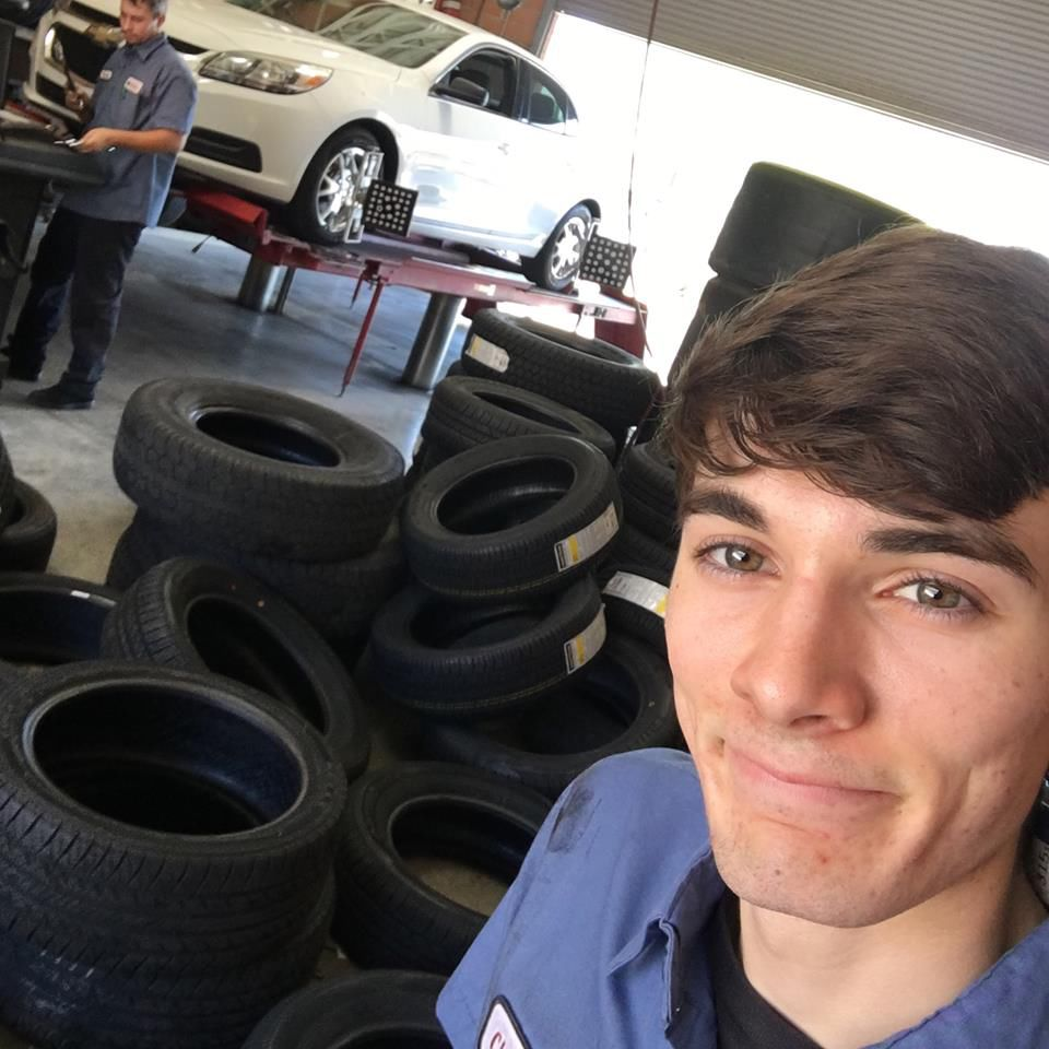 Christian Nagel, 20, of Ahwatukee was killed Jan. 2 in a traffic accident just a block from Purcell Tire.