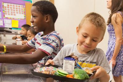 One Kyrene school serving free meals for kids this summer