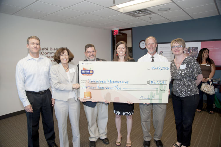 """Arizona Gives Day"" awarded $179,500"