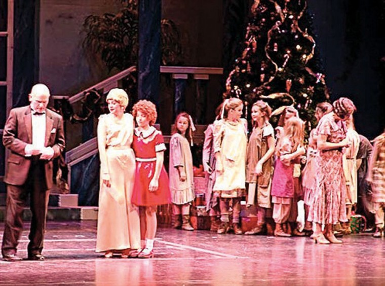 Valley Youth Theater presents 'Annie'